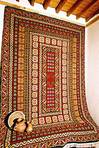 l\'artisanat en Algerie